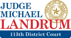 Judge Michael Landrum Campaign